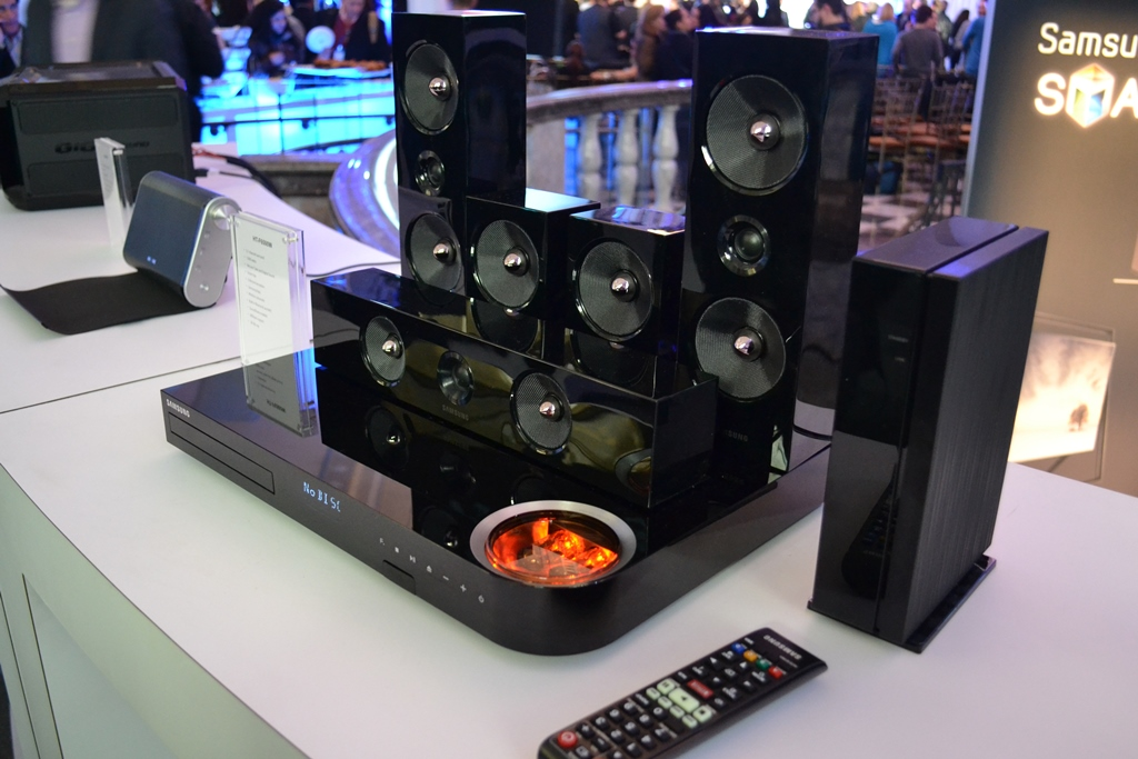 Samsung 2013 Home Theater Systems More Features Than You Can Shake