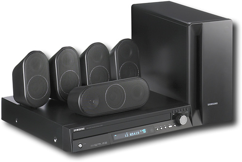 Samsung+HT-X50+5.1+Home+Theater+System