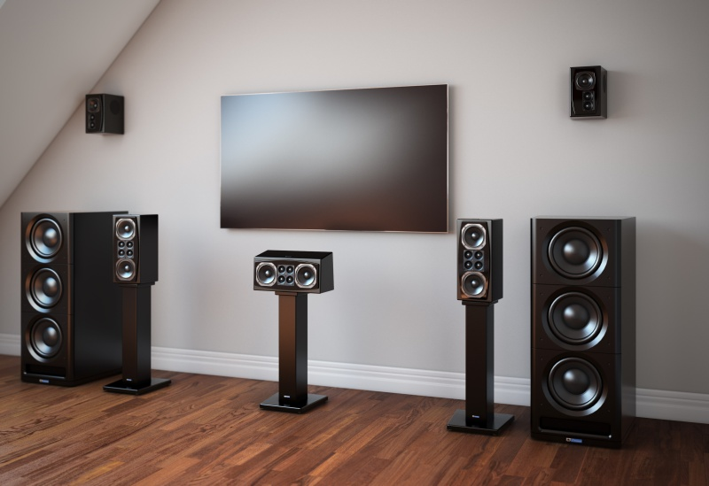 Xtz Cinema Series M6 And S5 Speaker System Review