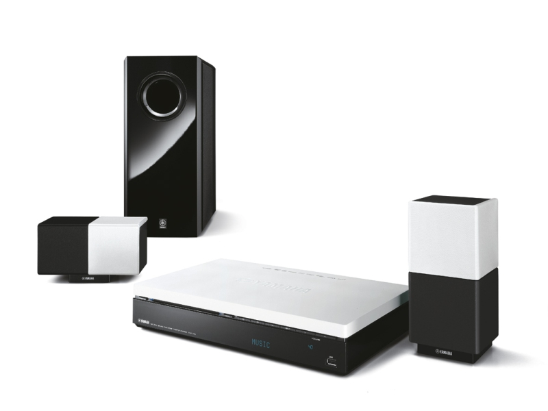 Yamaha+DVX-700+DVD+Home+Theater+System+First+Look