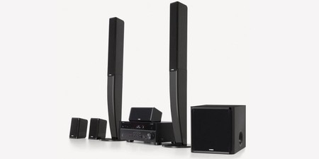 Surround sound speakers and htib audioholics for Yamaha htib review