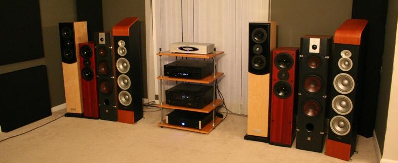 Audioholics 1500 2000 Floorstanding Speaker Shootout