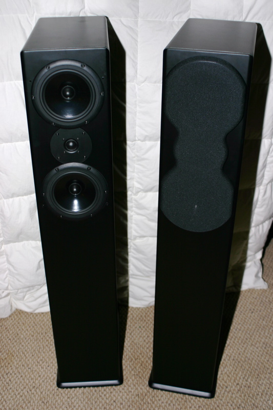 Av123 X Mtm Tower Speaker Review Audioholics