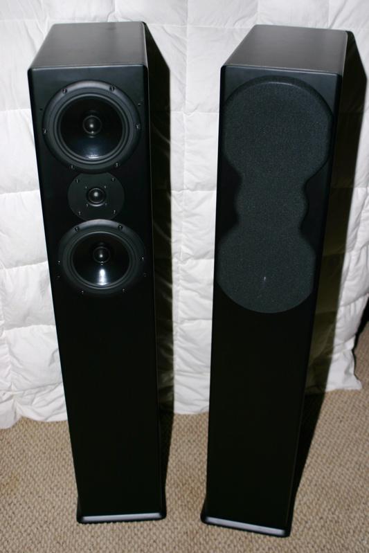 AV123 x-mtm Tower Speaker Review | Audioholics