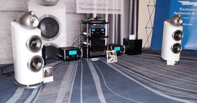 Ultra High-End Loudspeakers of AXPONA 2019