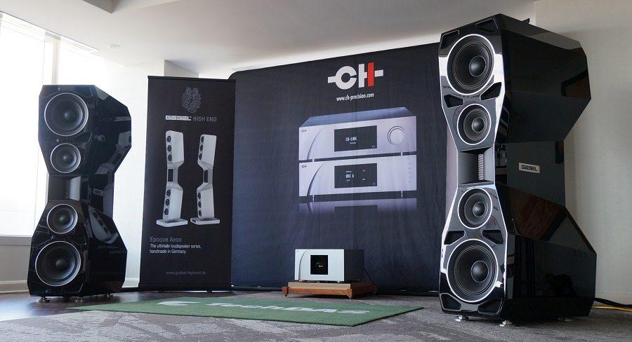 Ultra High-End Loudspeakers of AXPONA 2019 | Audioholics
