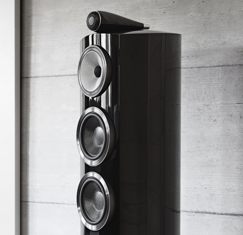 Bowers And Wilkins 800 Series D3 Diamond Loudspeakers
