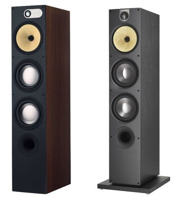 bowers and wilkins speakers. b\u0026w 683 old \u0026 new bowers and wilkins speakers t