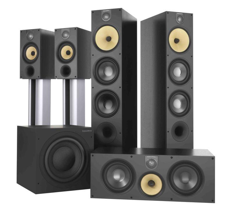 Bowers Amp Wilkins 600 Series Loudspeakers Preview Audioholics