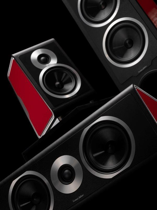 Sonus Faber Chameleon Speaker Collection Preview   Audioholics