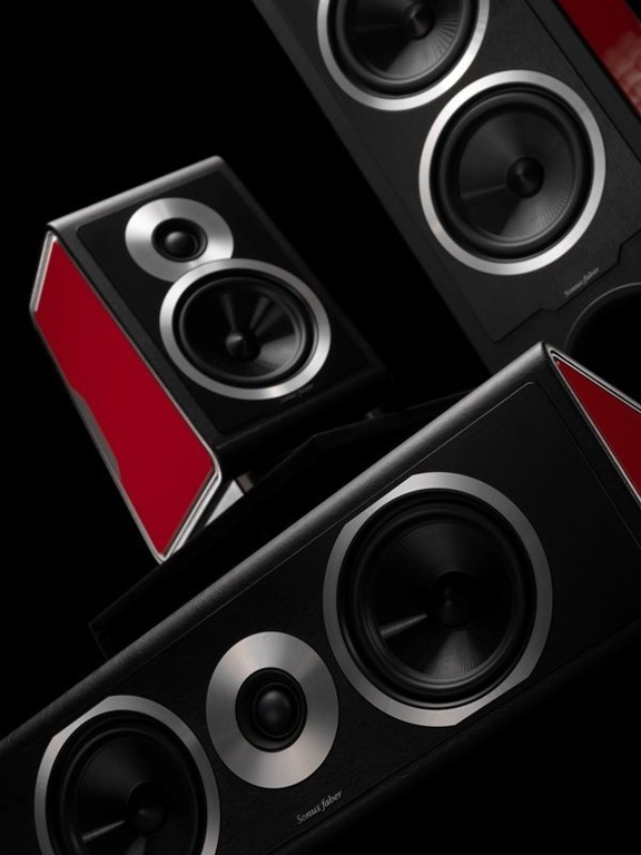 Sonus Faber Chameleon Speaker Collection Preview