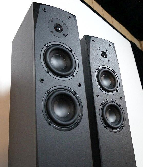 Dayton Audio MK442T Transmission Line Tower Speaker Review | Audioholics