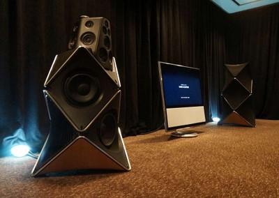 Exotic Speaker Roundup AXPONA 2017
