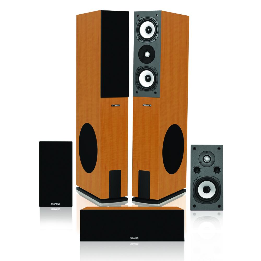 Fluance Svhtb Home Theater Speaker System Preview