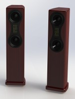 Funk Audio 8.2P Tower Loudspeakers