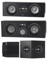 Infinity Reference Center & Surround Speakers