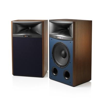 jbl monitor speakers. JBL 4367 Walnut Jbl Monitor Speakers