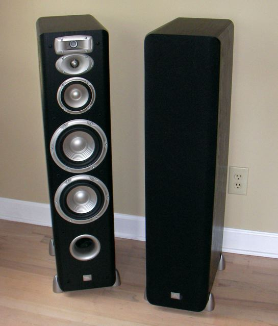 Jbl L880 Floorstanding Speakers Review Audioholics