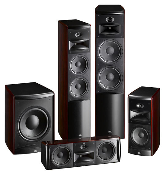 JBL L Series Speakers
