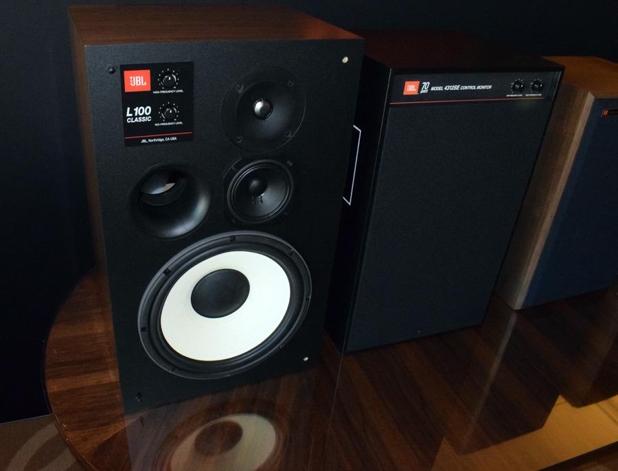 JBL Releases Updated Iconic JBL L100 Speakers | Audioholics