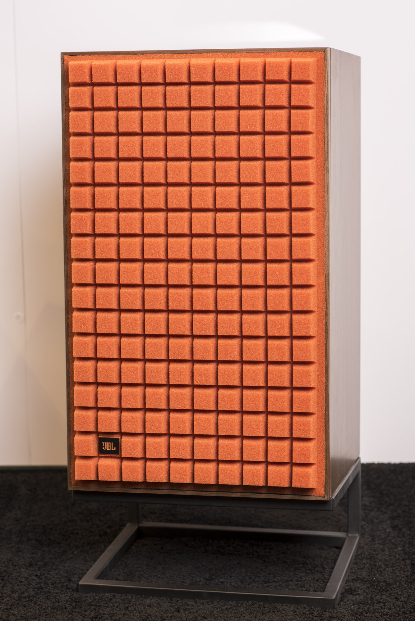 JBL Releases Updated Iconic JBL L100 Speakers   Audioholics