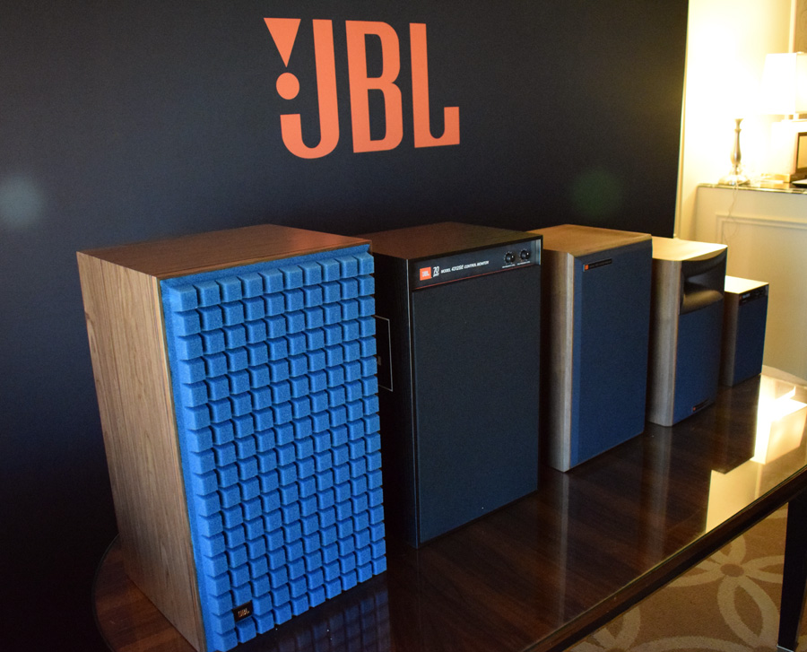 Jbl Releases Updated Iconic Jbl L100 Speakers Audioholics