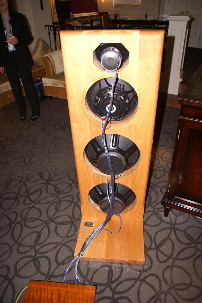 K Amp Q Sound Genesis Model 1 Audioholics