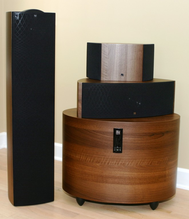 KEF iQ Series 5.1 Speaker System Review