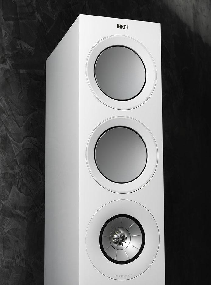 KEF's R Series Speakers Gets A Complete Refresh | Audioholics
