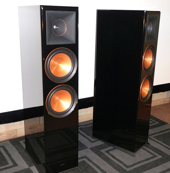 Klipsch RP-8000F Tower Speaker Measurements and Analysis | Audioholics