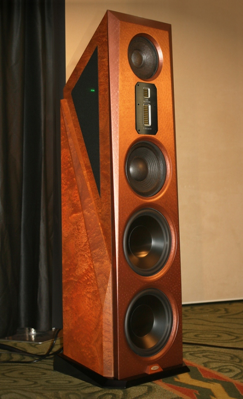 Legacy Audio Aeris Floorstanding Loudspeaker Preview