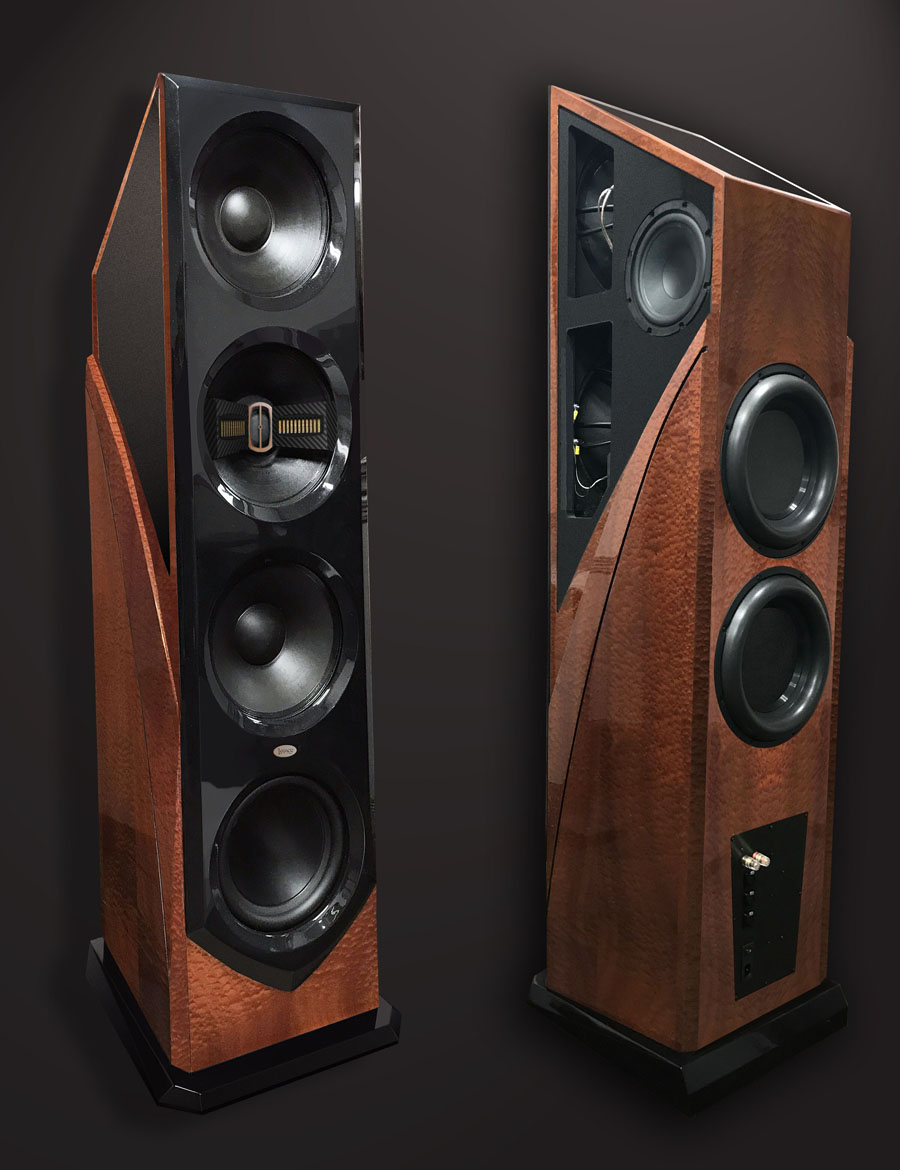 Legacy Audio Valor Loudspeaker Overview Amp Demo Audioholics