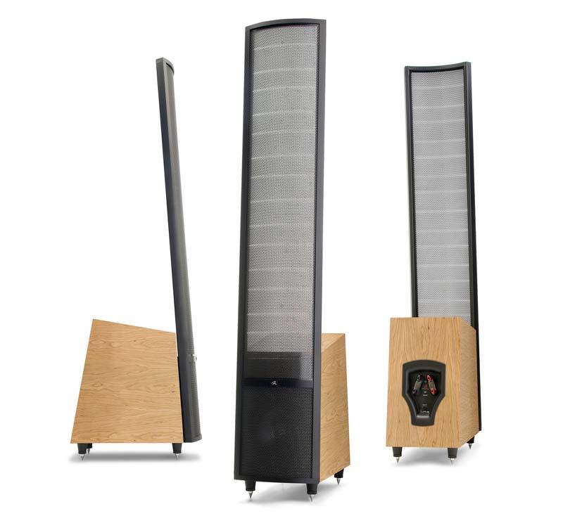 Martin Logan Theos Electrostatic Floorstanding Loudspeaker First