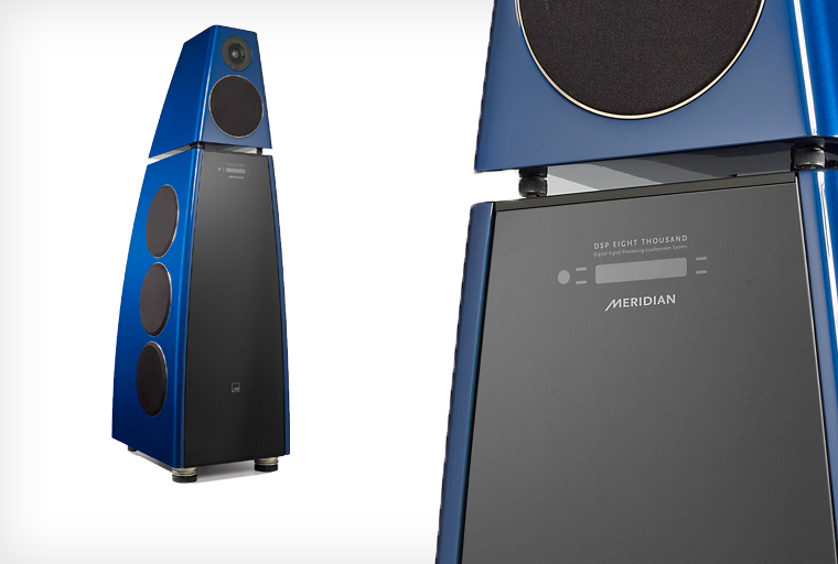 Meridian 25th Anniversary Special Edition Speakers Preview