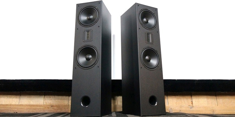 140 Pr Monoprice Mp T65rt Tower Speaker Review Audioholics