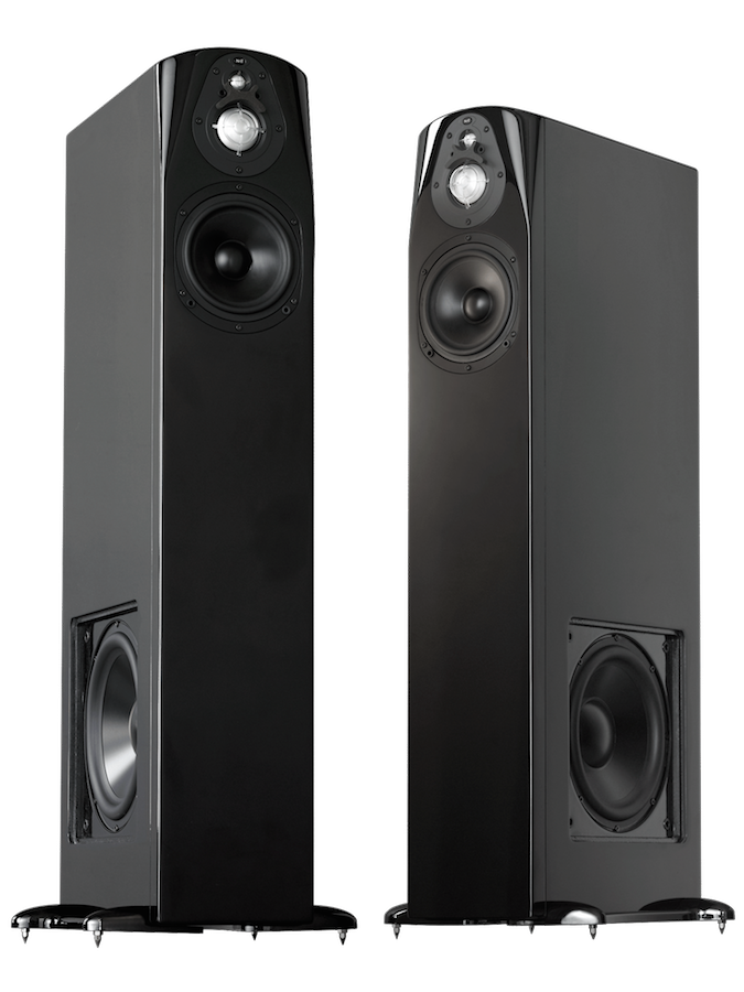 Nht Classic Four Floorstanding Speaker System Review