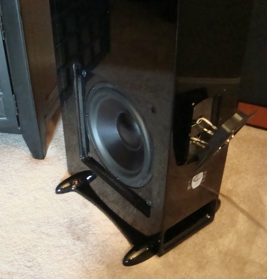 Nht Classic Four Floorstanding Speaker System Review Audioholics Wiring For Your Home Theater Along With Page 5 Of Woof Term Cup