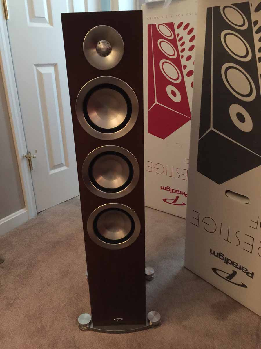 frontnogrille paradigm prestige 75f floorstanding speaker system review  at virtualis.co