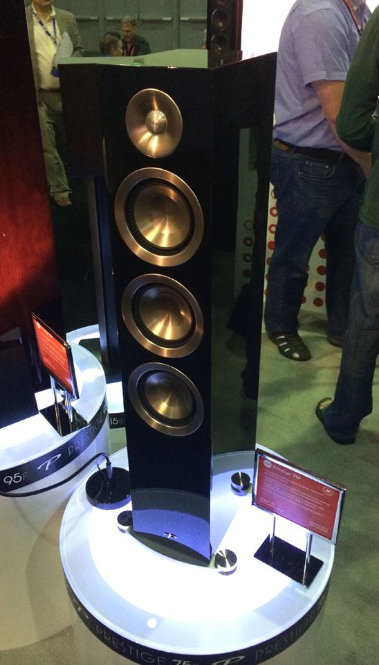 Paradigm Prestige Series Loudspeakers Preview Audioholics