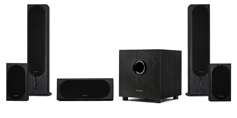 Pioneer Sp Pk52fs 5 1 Floorstanding Speaker System Review