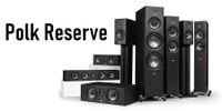 Polk Audio's Reserve Series Speakers Bring Legend Innovations At Lower Prices