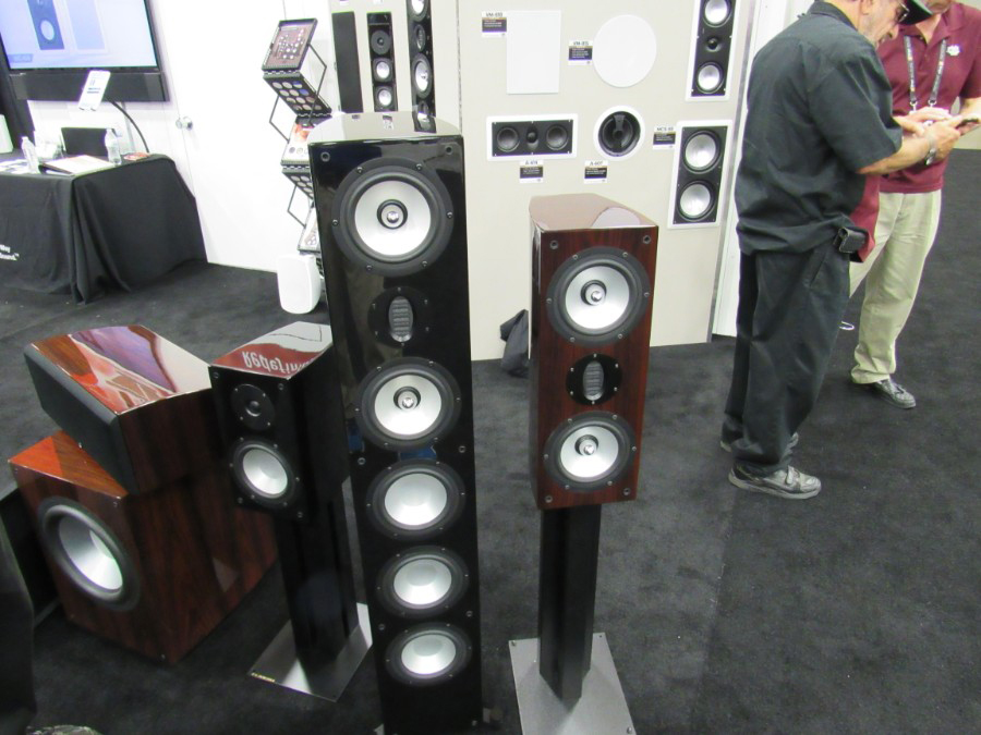 RBH Signature Reference Speakers Enhanced with New AMT Tweeter