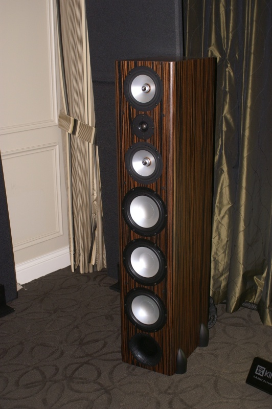 Rbh Sound 8300 Se R Signature Speakers Audioholics