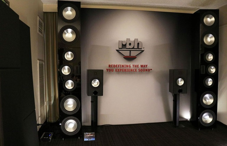 RBH Sound SVTRS Active Speakers