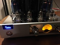 yaqin integrated tube amplifier