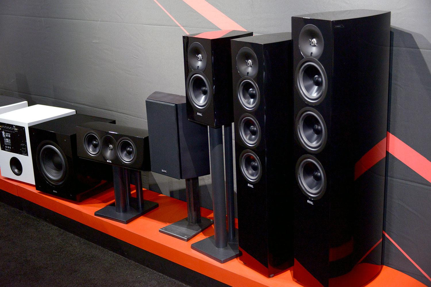 Revel Concerta2 Loudspeaker Series Preview Audioholics