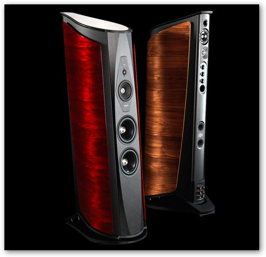 Sonus Faber Tower Speaker Comparison and Design Overview