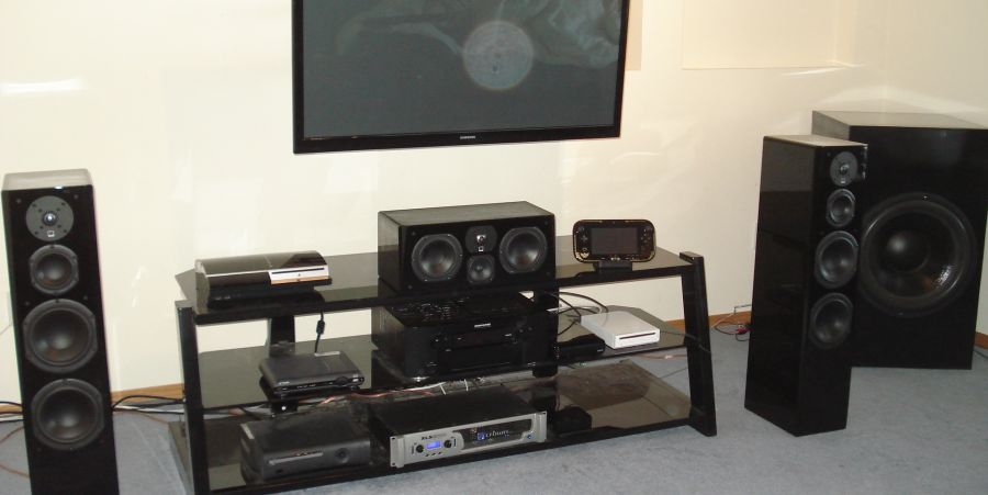 SVS Prime Tower And Center Loudspeaker Review