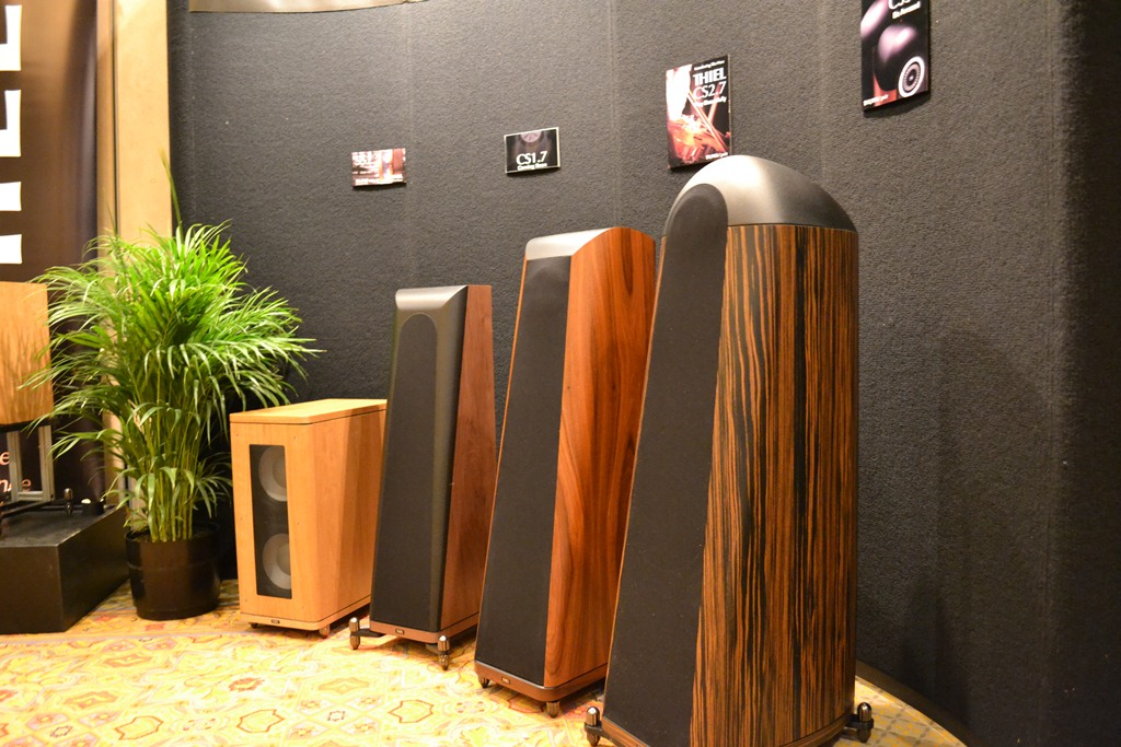 In Wall Surround Sound Speakers >> THIEL Debutes CS1.7 and Demos CS2.7 Loudspeakers at CES 2013 | Audioholics