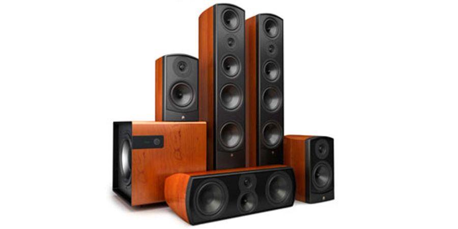 Aperion Audio Verus Grand Loudspeaker System